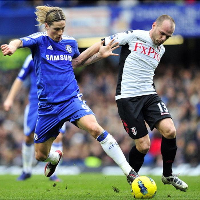 Stockdale y Dempsey frenan al 'spanish' Chelsea