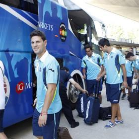 Gavilán no se irá  cedido y el Sporting enfría lo de Colunga