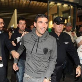 Reyes ya es jugador del Sevilla por 3,5 millones