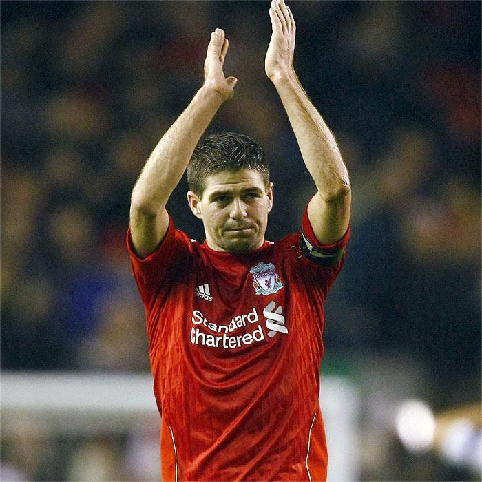 Gerrard renueva y acabará su carrera en el Liverpool