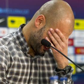 "Guardiola: ""Me traicionaría si no pongo de titular a Pinto"""