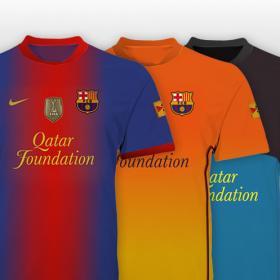 La nueva camiseta del Barça provoca descontento