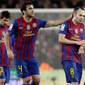"""Cesc: """"Jugando así, el Madrid es el más temible"""""""