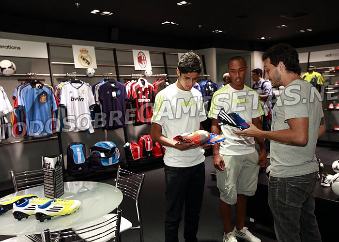 La camiseta del Madrid de la 2012-13, ¿ya a la venta?