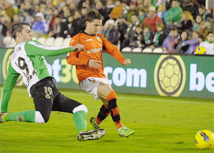 Bernardo igualó un partido que había remontado Aduriz