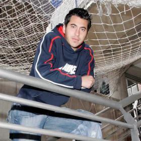 Jorge Larena, tercer refuerzo invernal