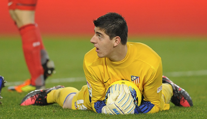 Courtois pide al Chelsea un año más en Madrid