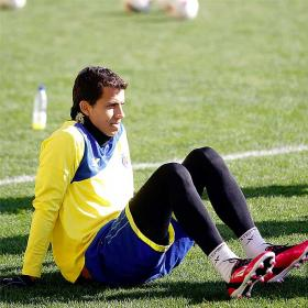 El Villarreal sigue con la idea de traspasar ya a Nilmar