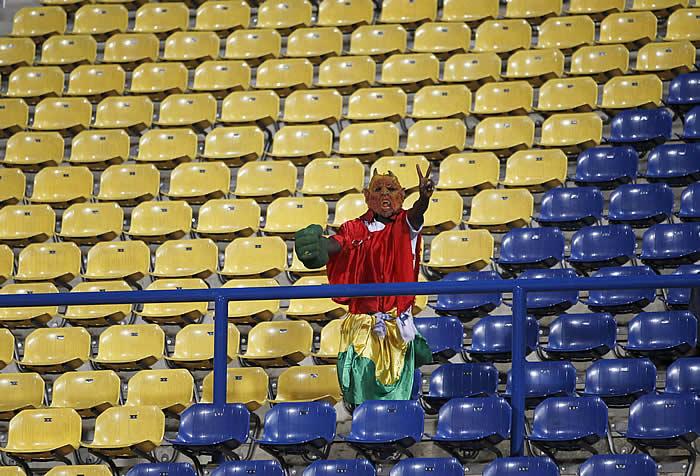 Preocupa la baja asistencia a los estadios