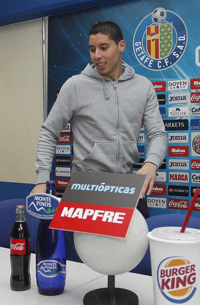 """Barrada: """"No pienso si Mourinho se fijó en mí, sólo en jugar"""""""