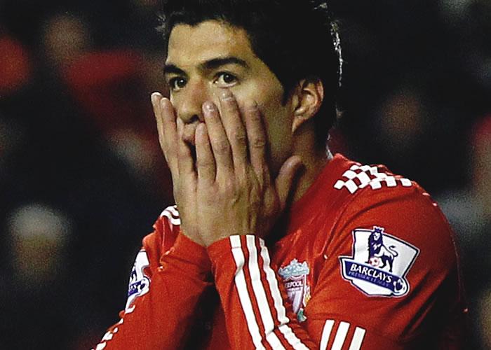La prensa inglesa empuja a Luis Suárez al Real Madrid