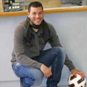 """Navarro: """"El Levante era la mejor opción para mí"""""""