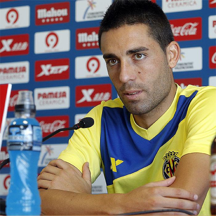 """Bruno Soriano: """"Todavía no renunciamos a nada"""""""