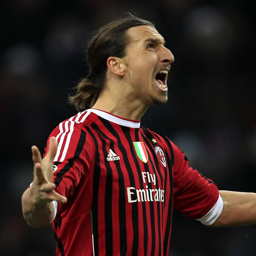 Ibrahimovic se come al Arsenal