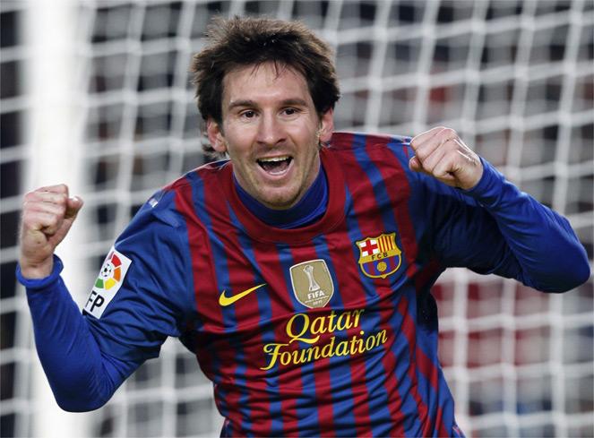 Messi fulmina al Valencia con un espectacular recital