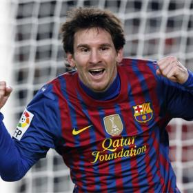 Messi fulmina al Valencia con un espectacular recital