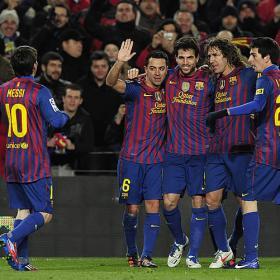 El Calderón debe marcar el futuro del Barça en Liga