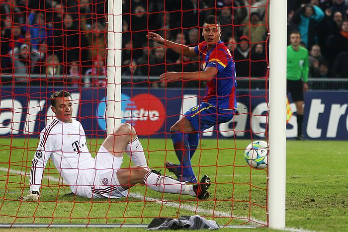 El Basilea se cree lo de matagigantes y derrota al Bayern