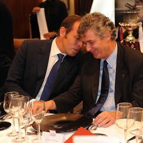Villar y Rosell se vieron en secreto en un hotel de Madrid