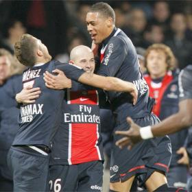 El Lyon aparta al Paris Saint Germain del liderato