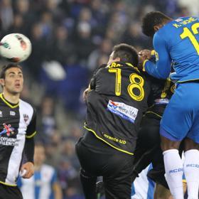 Rubén 'desvía' la plaza de Champions hacia Levante