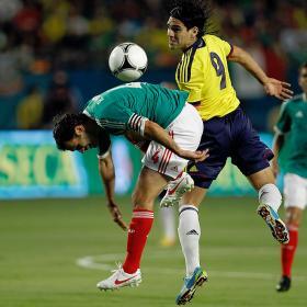 Triunfo de Colombia en el debut de Pekerman