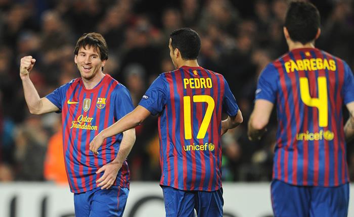 La Mano de Messi