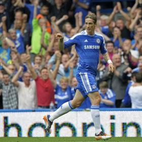 """Di Matteo: """"Torres juega bien y se esfuerza mucho"""""""