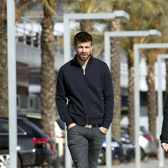 Pep no quiere a Piqué el año que viene, según Telemadrid
