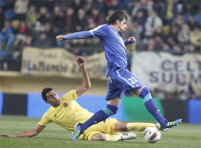 Un buen Getafe deja al Villarreal al borde del abismo