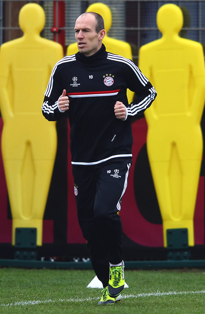 Ribéry y Robben, a romper el bonito sueño del Basilea