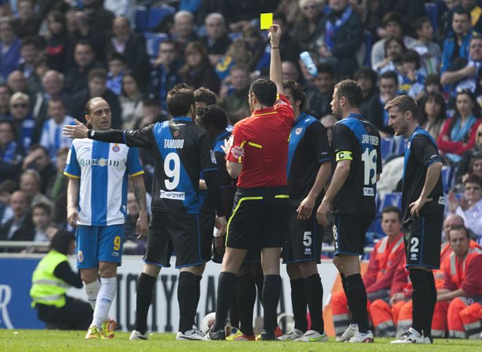 Un error en el acta de Teixeira I evita una sanción a Lass