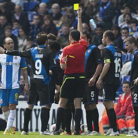 Teixeira I rectificó su error en el acta y Lass será sancionado