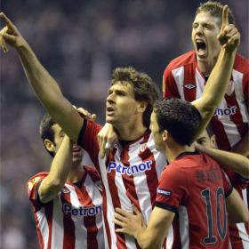 Baño al United y una gran página del Athletic en Europa