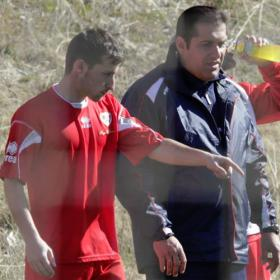 """Tito: """"Es un orgullo que el United haya venido a verme"""""""