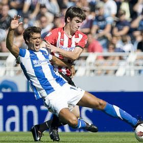 """Xabi Prieto: """"Ganar al Levante puede ser clave para salvarnos"""""""