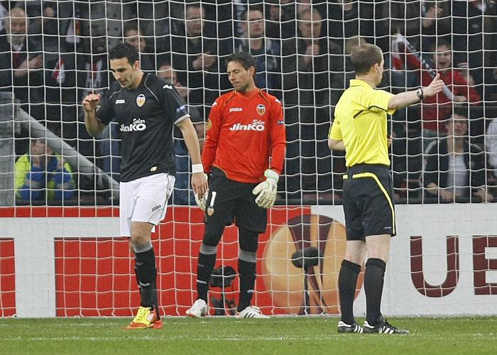 La UEFA impone sólo un partido de sanción a Rami