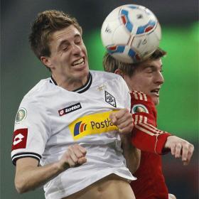 El Bayern, a la final al vencer al Gladbach en los penaltis