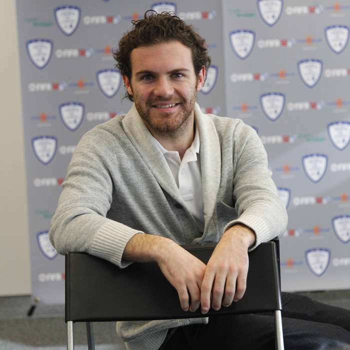 Juan Mata gana el premio al Mejor Deportista Asturiano