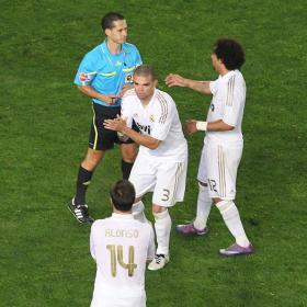 Mourinho, Özil y Pepe, en manos de Competición