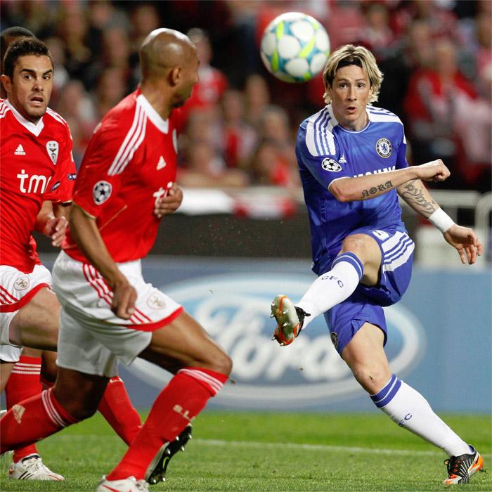 El Chelsea conquista Lisboa