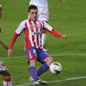 "Colunga: ""Nos jugamos la vida ante el Zaragoza"""