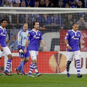 La prensa alemana crítica al Schalke: 'Se echa de Europa'