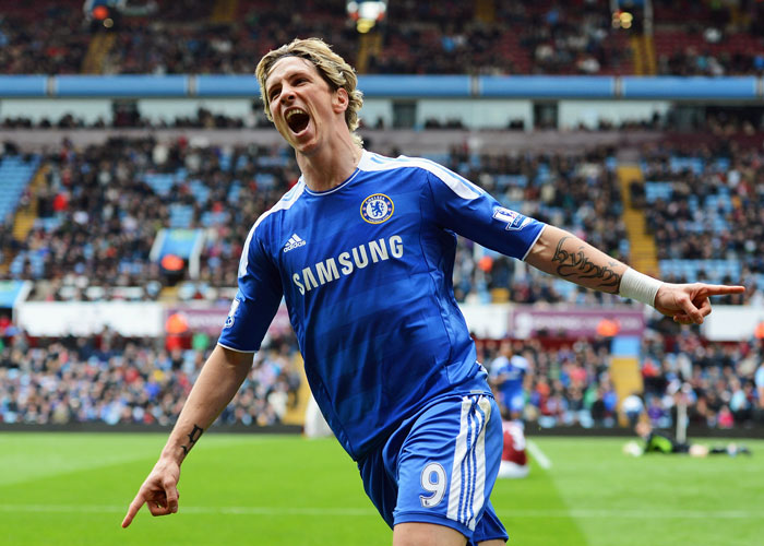 Fernando Torres pone la guinda al triunfo del Chelsea