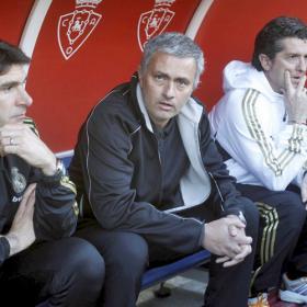 "Mourinho: ""El gol que hizo Benzema fue de otro mundo"""