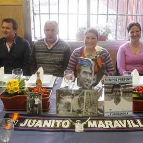 """""""Juanito hubiera llegado a entrenar al Madrid..."""""""