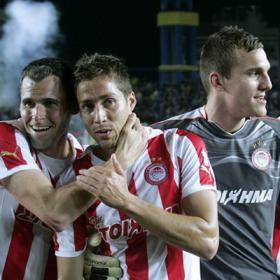 Valverde conquista su tercera Superliga griega