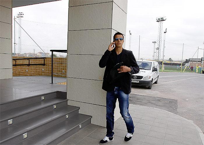 El Villarreal, pendiente de Nilmar y Senna para el Betis