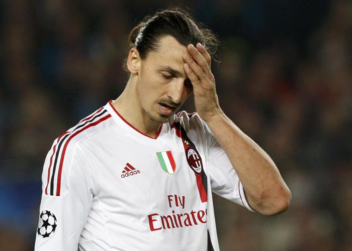 """Ibra: """"Ahora entiendo a Mourinho. No fue penalti"""""""