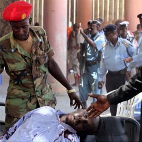 El presidente del fútbol somalí muere en atentado